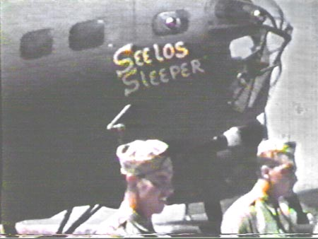 Seelos Sleeper Used in trainer until the group took new B17Fs