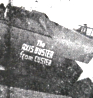 Axis Buster from Custer (The)
