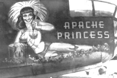 Apache Princess Photo courtesy of David Ecoff