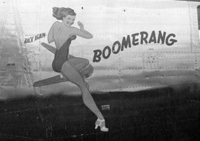 Boomerang - Back Again (44-49504)