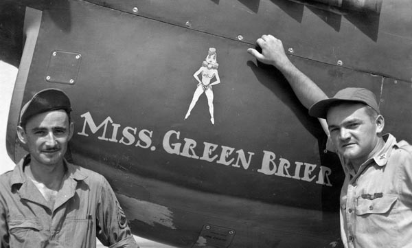 Miss Green Brier (43-23806?)