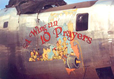 A Wing an' 10 Prayers