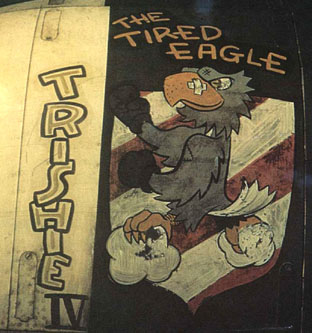 Trishie IV - The Tired Eagle ()