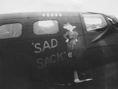 Sad Sack Photo courtesy of Al Gross