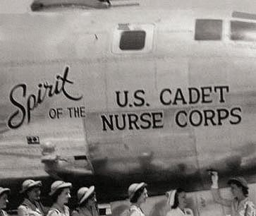 Spirit of the US Cadet Nurse Corps