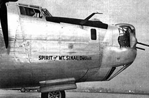 Spirit Of Mt Sinai, Detroit
