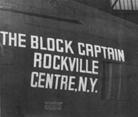 Block Captain Rockville Centre, NY