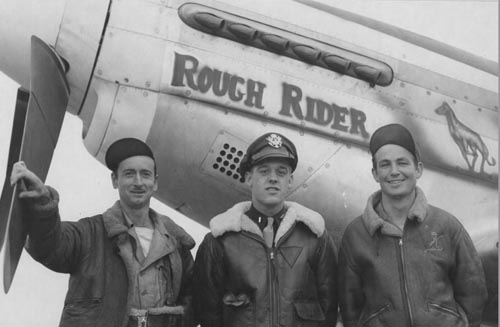 Rough Rider Photo: Elmer Fiery