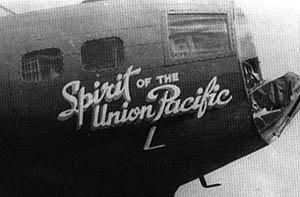 Spirit Of The Union Pacific
